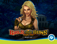 Girls With Guns – Jungle Heat – онлайн слот от Microgaming