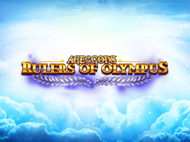 Игровой слот Age Of The Gods: Rulers Of Olympus